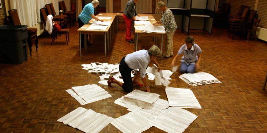 Nauwelijks screening van leden stembureau