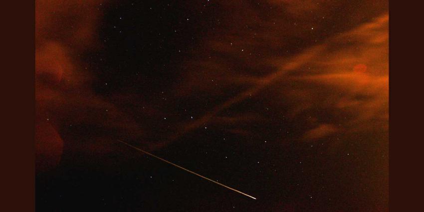 ster-heelal-vallen-meteoriet-meteoor