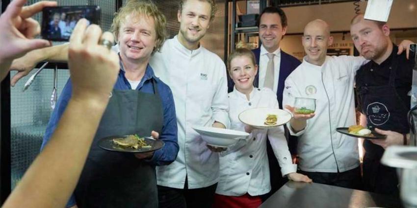 Chef-koks gaan voor inspiratie consument met duurzame kerstrecepten