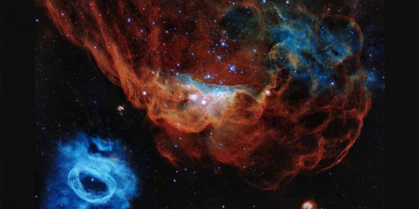 sterrenstelsel-hubble