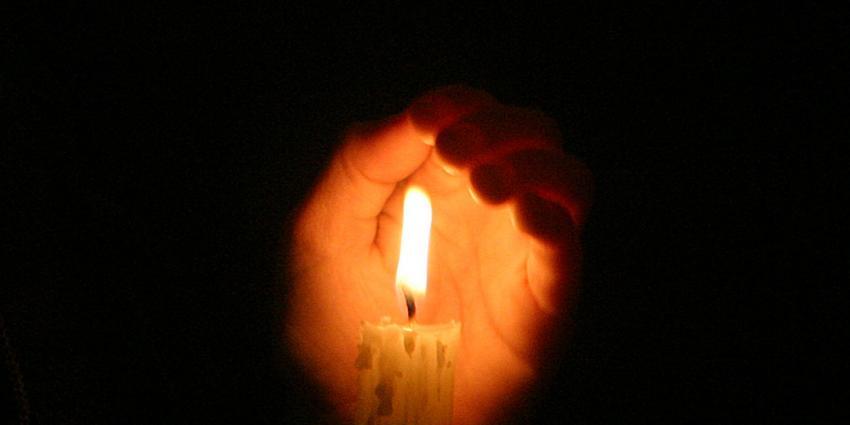 Stille tocht Deurne voor bij Germanwings-ramp omgekomen Iris