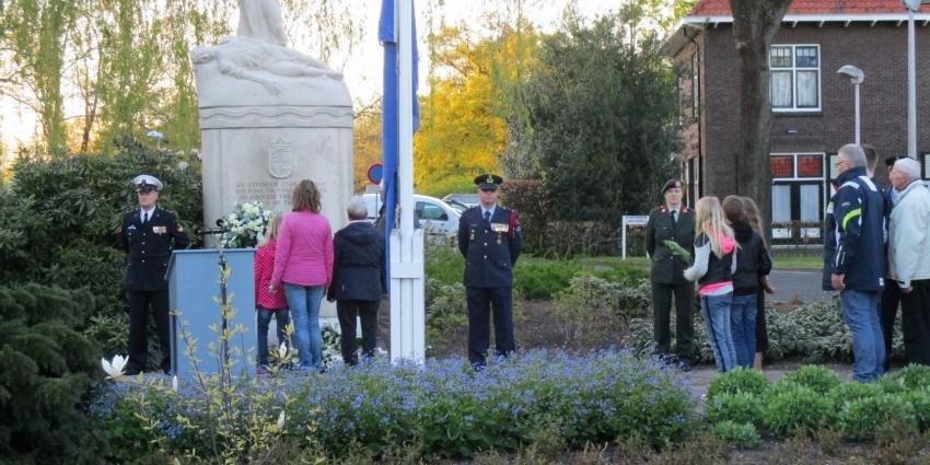 Stille tocht en herdenking in Heerenveen