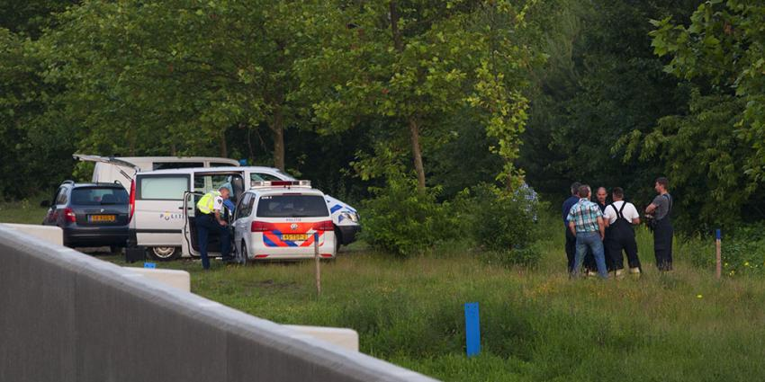foto van stoffelijk overschot | Sander van Gils | www.persburosandervangils.nl