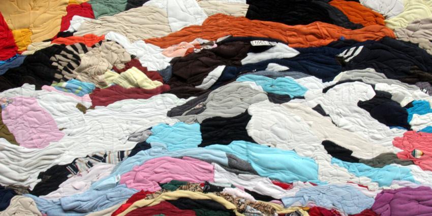 Stoffen kledingbedrijven uit malafide spinnerijen