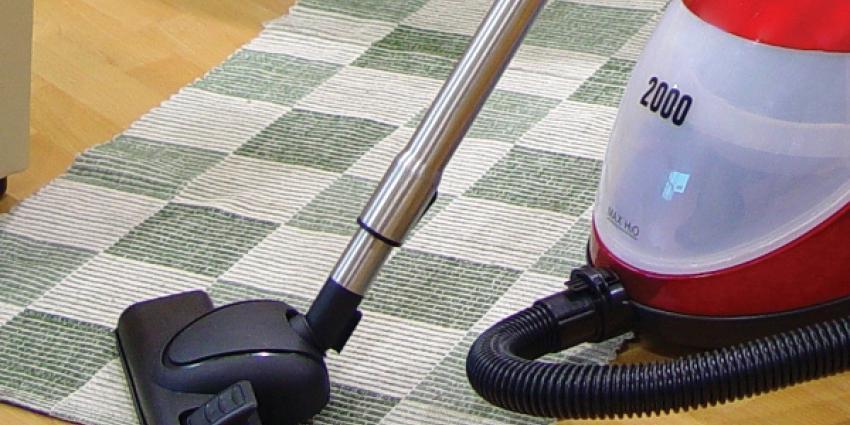 stofzuiger-schoonmaak