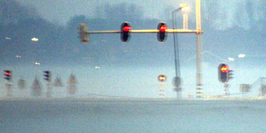 Stoplichten langer op oranje