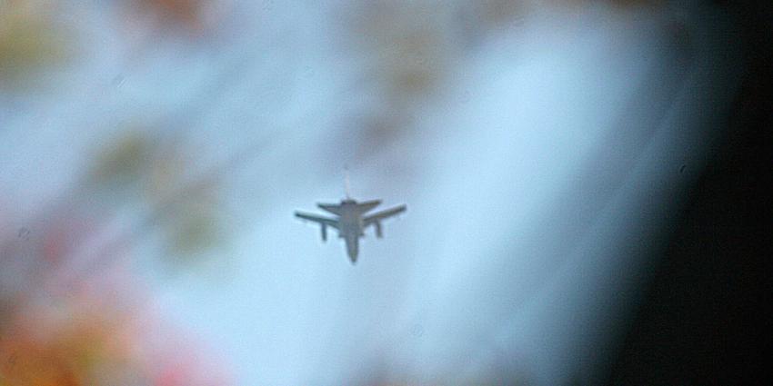 foto van straaljager | fbf