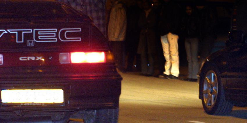 Alle 84 illegale straatracers op de bon geslingerd