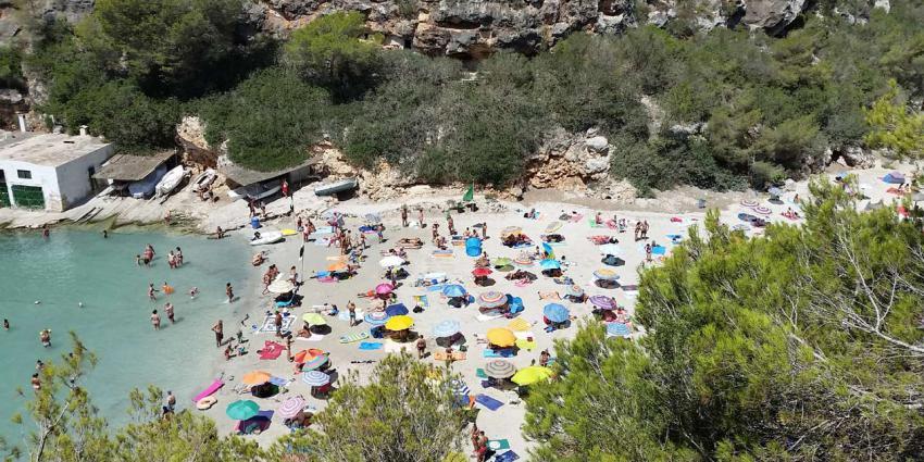 In Griekenland zijn meer dan vijfhonderd stranden weer vrijgegeven