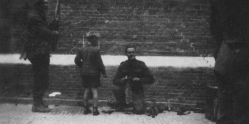 Witte Streep uit WOII terug in Nijmeegse Eerste Walstraat
