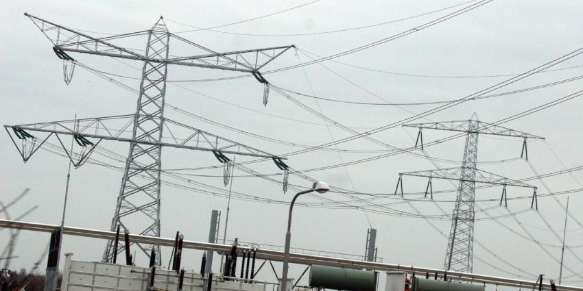 Grote stroomstoring op de Veluwe