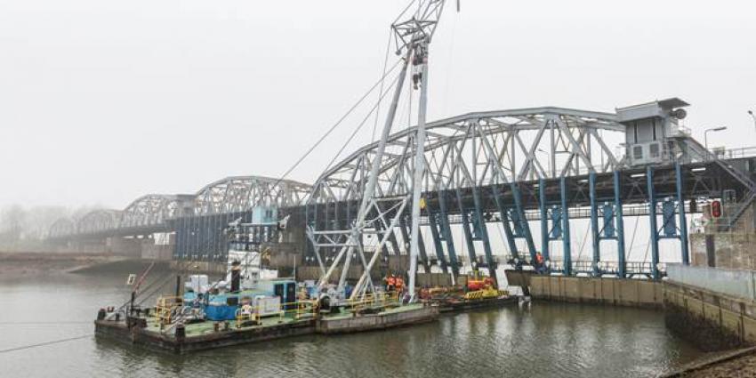 Rijkswaterstaat neemt maatregelen voor waterpeil Maas-Waalkanaal