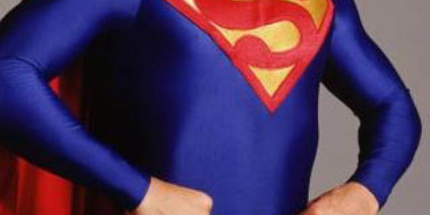 foto van superman