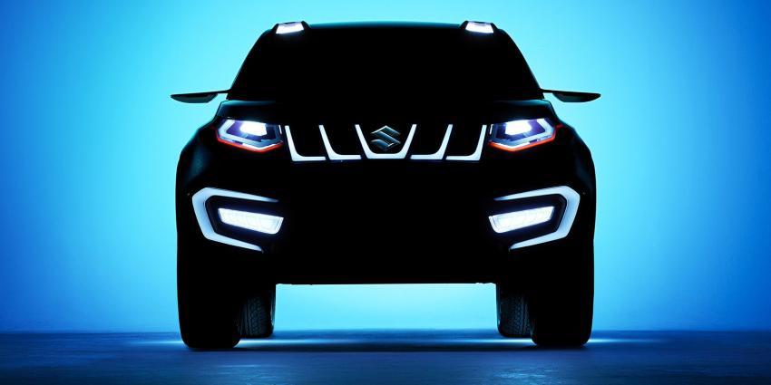 Foto van Suzuki SUV | Suzuki