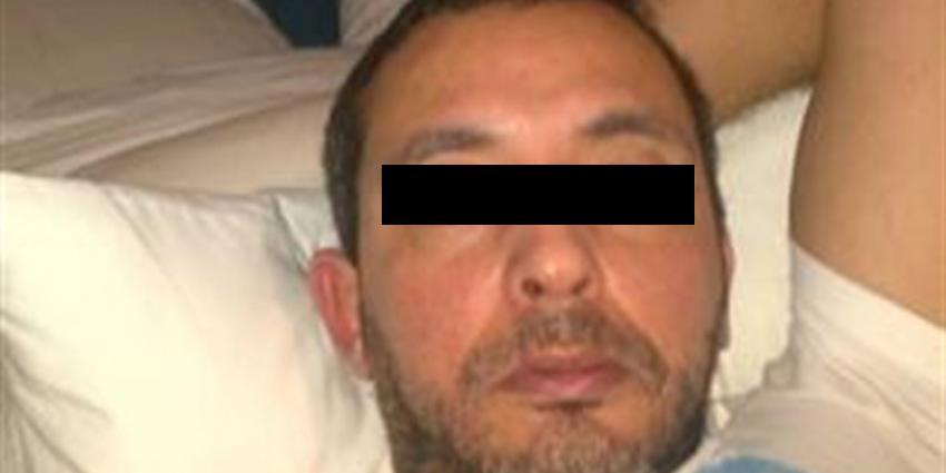 'Ridouan T. meldt zich niet zelf bij de politie'