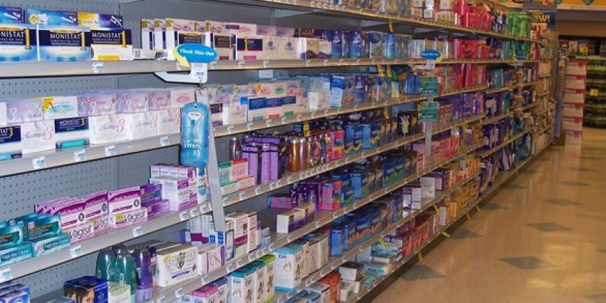 'Maandverband en tampons bevatten ook pesticiden en dioxine'
