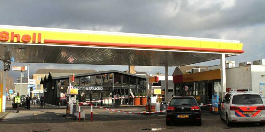 Twee tankstations Eindhoven vlak achter elkaar overvallen