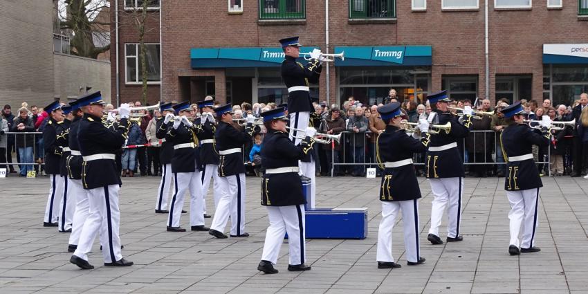 Veertiende editie 'taptoe Heerenveen' druk bezocht