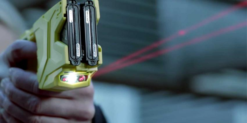 Amnesty: politie moet gebruik stroomstootwapen staken