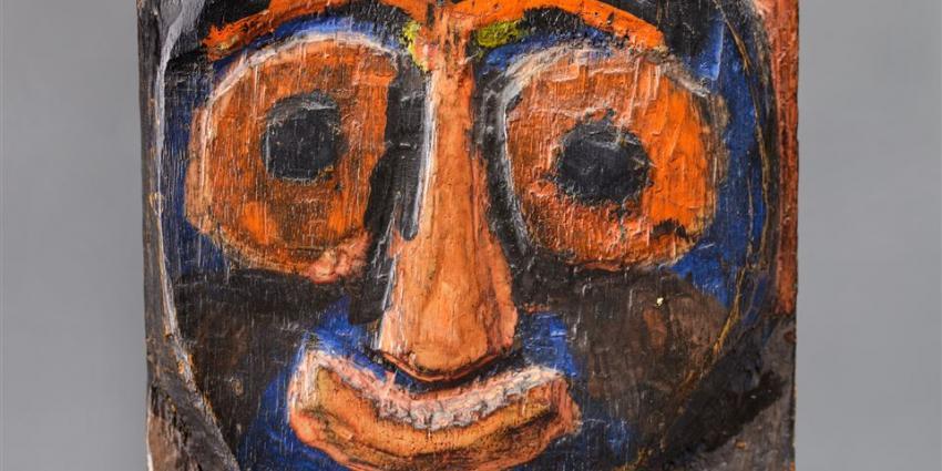 Karel Appel ontdekt bij Tussen Kunst & Kitsch