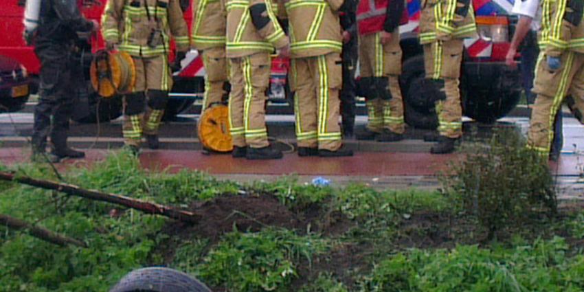 'Verkeerde brandweerpost gealarmeerd bij ongeval De Krim door onduidelijkheid'