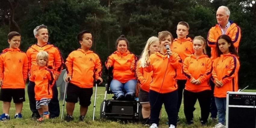 Grootste Nederlandse team ooit naar wereldspelen voor kleine mensen