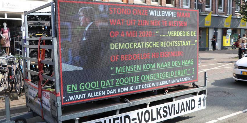 tekstkar-demonstratie-Amsterdam