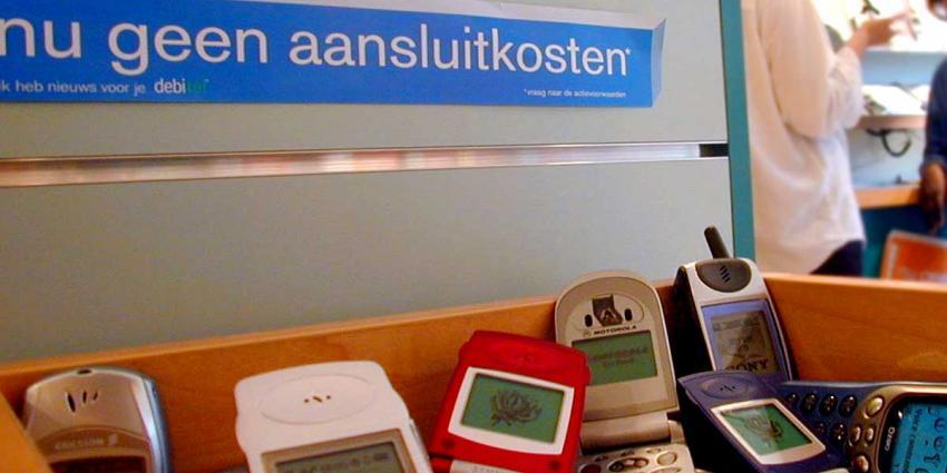 AFM: eisen aan reclame verkoop mobiele telefoons op afbetaling