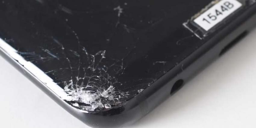 Samsung Galaxy S8 en S8+ zijn zeer gevoelig voor valschade