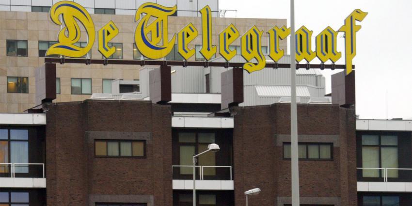 'De Telegraaf gaat opsplitsen in vijf verschillende redacties'