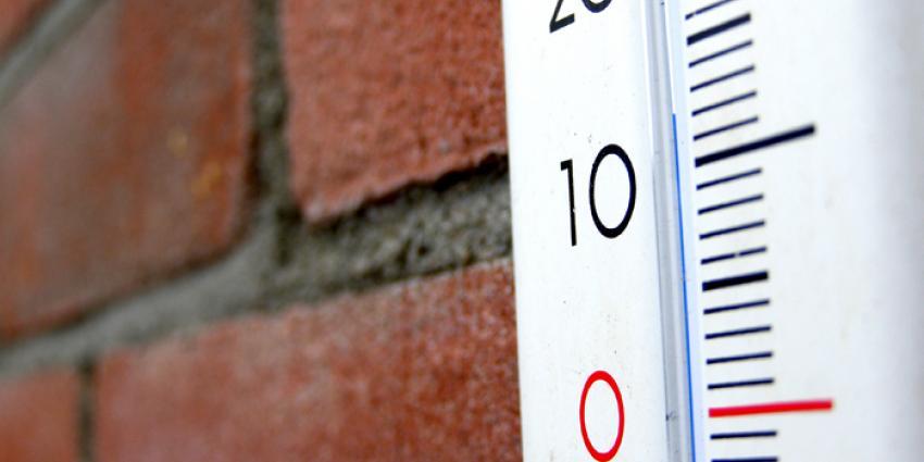 Juli kende grote temperatuurverschillen