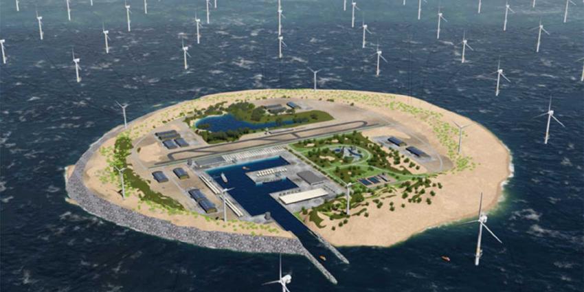TenneT maakt plannen bekend voor grote windmolenparken op Noordzee
