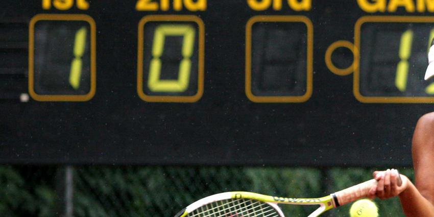 Kiki Bertens behaalt kwartfinales Wimbledon