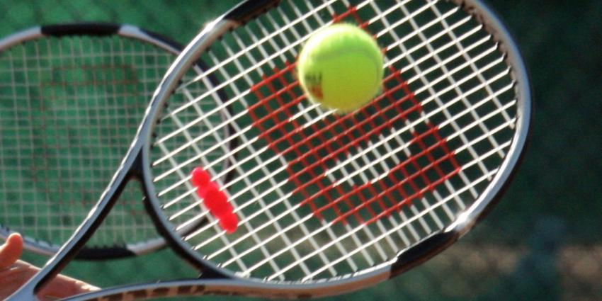 Geen Nationaal Tennis Centrum in Buren