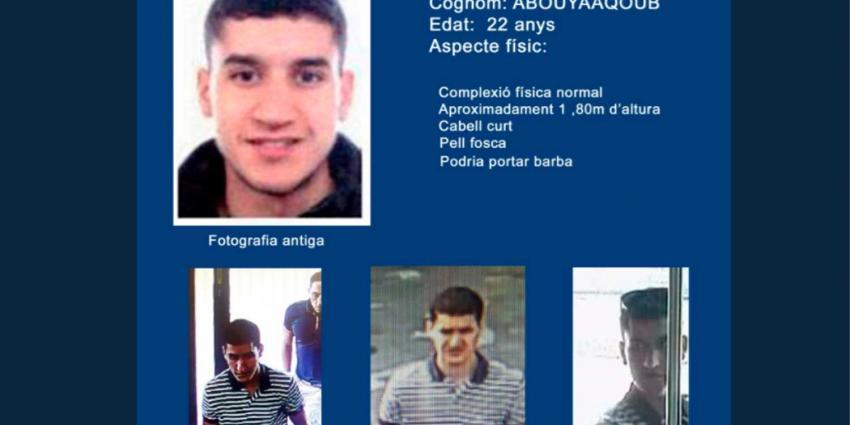 Bestuurder busje Ramblas met bomgordel om doodgeschoten door politie