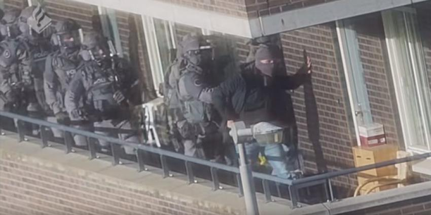 'Leden van terreurgroep kregen training van politie in vakantiepark Weert'