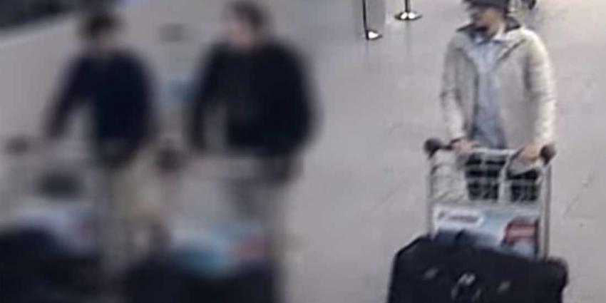 'Een van terroristen werkte vijf jaar op vliegveld Zaventem'