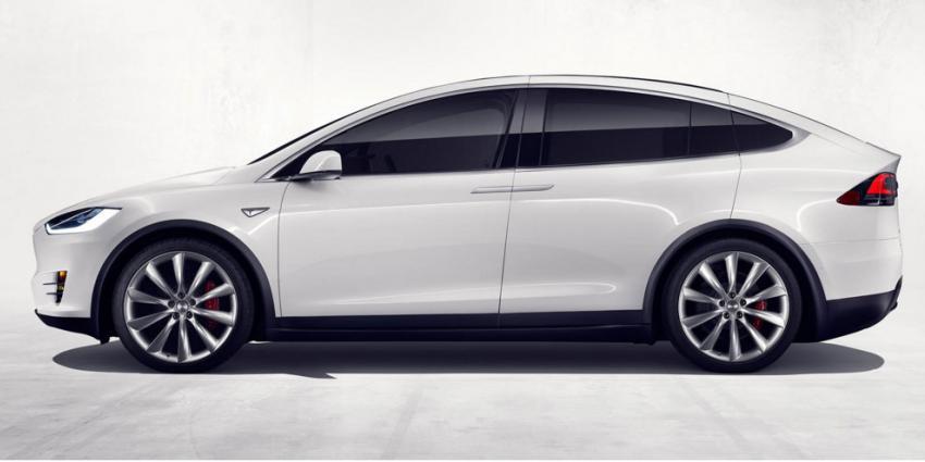 Tesla roept Model X terug om veiligheidsprobleem