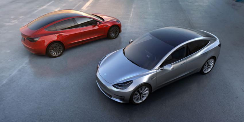 Tesla komt met goedkopere Tesla3