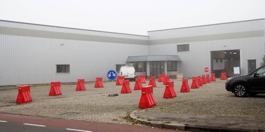 Nieuwe test locatie Emmen