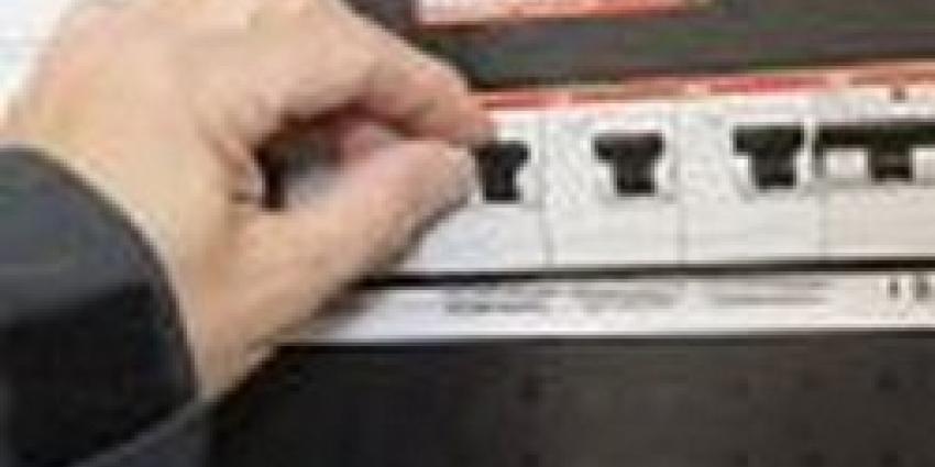 Grotere kans op elektrocutie of brand in bijna helft woningen