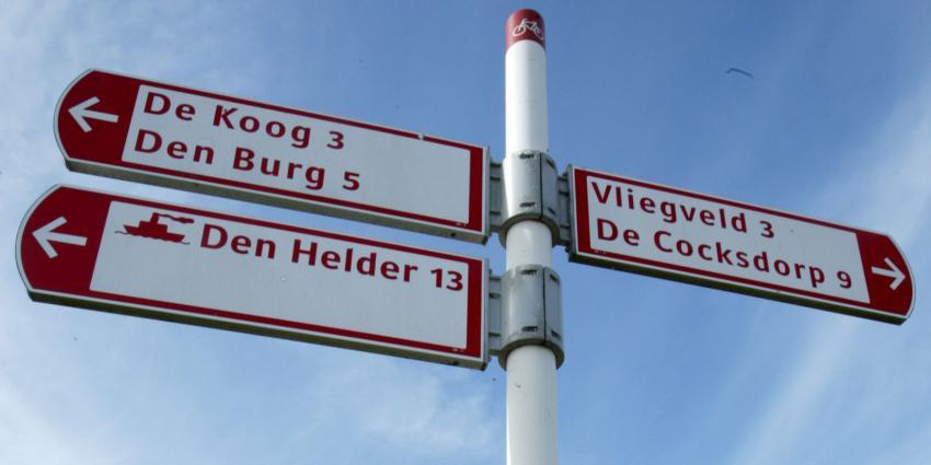 Texel is tot besmet gebied verklaard