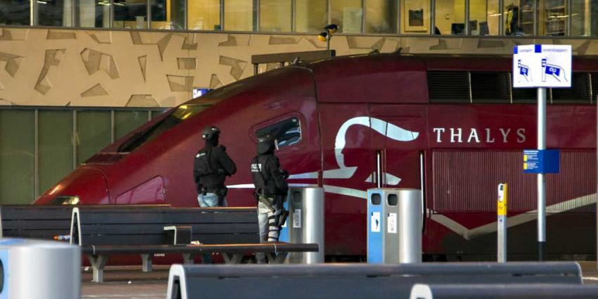 Thalys Rotterdam Centraal ontruimd vanwege verdachte koffers