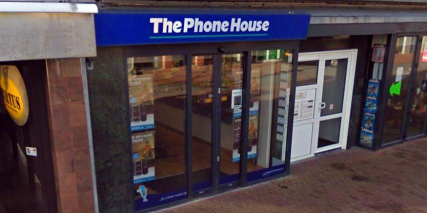 The Phone House vraag faillisement aan