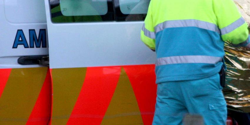 Man na onwelwording in zeecontainer in Lochem overleden