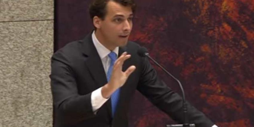 Woning Tweede Kamerlid  Thierry Baudet opnieuw beklad
