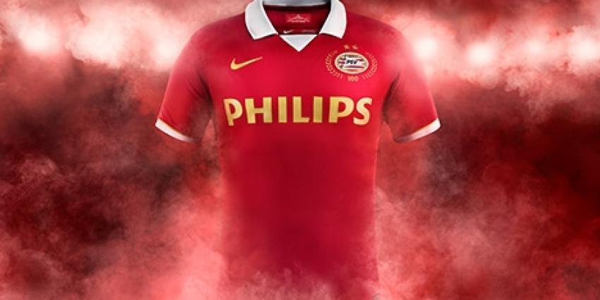 Foto van thuisshirt PSV | PSV