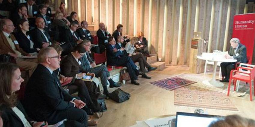 Foto van minister Timmermans   Min. van Buitenlandse Zaken