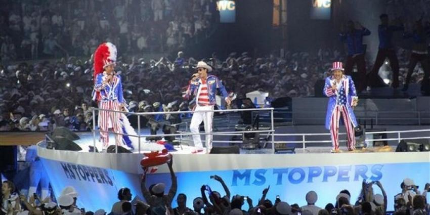 Toppers benaderd voor omkoping stemmen Eurovisie Songfestival