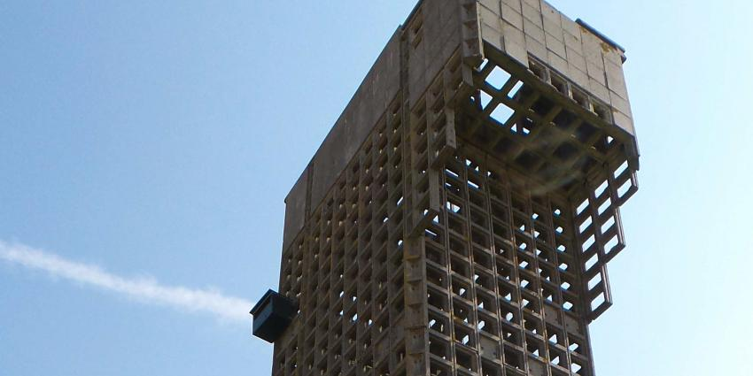 Start restauratie Luchtwachttoren 7O1 Warfhuizen